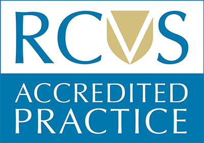 RCVS Accredited Logo